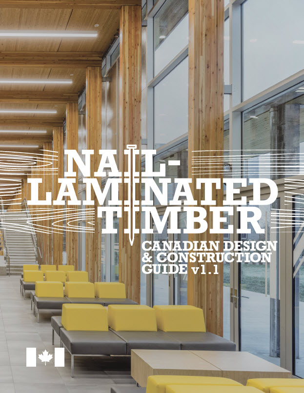 Nail-Laminated Timber Canadian Design and Construction Guide cover